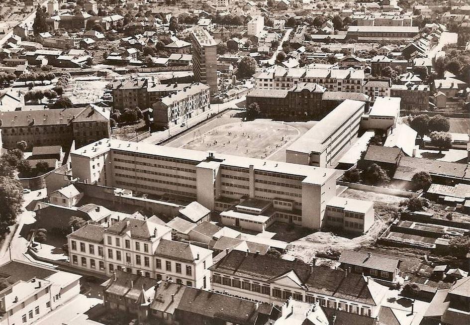 Les prisons de la savoie for Architecte albertville